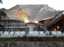Vivamar Hotel, room in Lagoinha