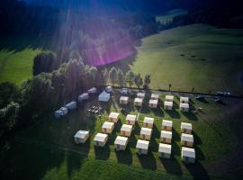 Event Lodge Camping Spielberg, Hotel in Spielberg