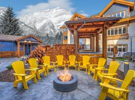 Canalta Lodge, hotel en Banff