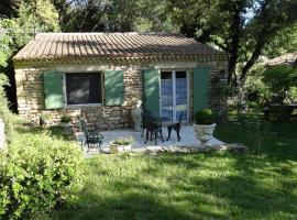 Le Mazet, hotel near Pont du Gard, Remoulins