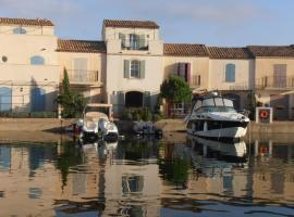 Montjoie, hotel in Aigues-Mortes
