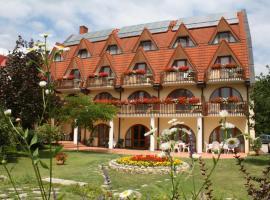 Ágnes Hotel, hotel poblíž významného místa Budhistická stúpa, Hévíz