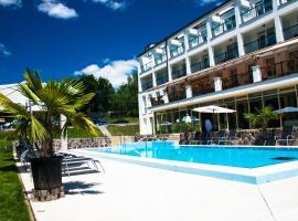Calimbra Wellness Hotel Superior, hotel Miskolctapolca Barlangfürdő környékén Miskolctapolcán