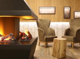 Eurohotel Meeting & Wellness, hotel in zona Montecampione Resort, Castione della Presolana
