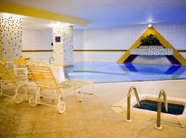Hotel Europa, hotel a La Paz