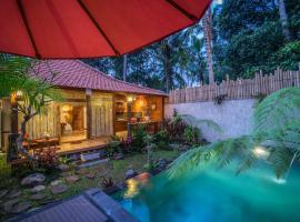 The Forest Villa Ubud, pet-friendly hotel in Ubud