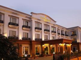 La Franklin Hotel, hotel near Biju Patnaik International Airport - BBI, Bhubaneshwar