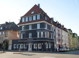 Boutique-Hotel & Boardinghouse GEORGES, hotel in Essen