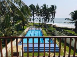 Villa Ocean Dew, отель в Галле