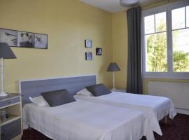 Hôtel Le Grain de Sable, hôtel à Arès