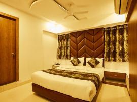 Hotel Alibaba Mumbai, hotel near Bombay Exhibition Centre, Mumbai