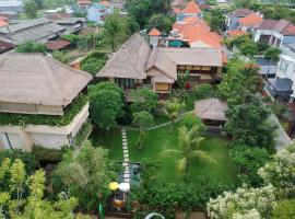 Manzelejepun Luxury Villa & Pavilion, hotel with pools in Sanur