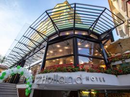 Hotel Holland, hotel a Rimini, Marebello