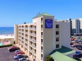 Sleep Inn on the Beach, hôtel à Orange Beach