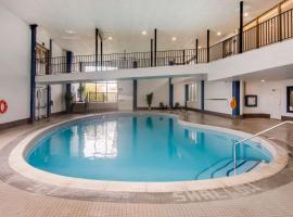 Quality Inn & Conference Centre, hotel em Orillia