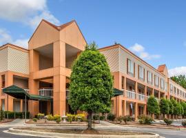 Quality Inn Homewood Birmingham I-65, hotel in Birmingham