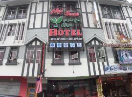 Haji Saudi Hotel, hotel in Cameron Highlands