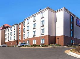 Comfort Suites Tuscaloosa near University, hotel in Tuscaloosa