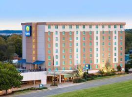 Comfort Inn & Suites Presidential, hotel v destinaci Little Rock