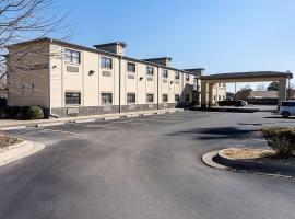 Econo Lodge Inn & Suites Little Rock SW, hotel in Little Rock