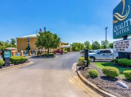 Quality Suites Maumelle - Little Rock NW, hotel in Maumelle