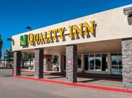 Quality Inn Navajo Nation Capital – hotel w mieście Window Rock