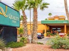 Quality Inn - Tucson Airport, hotel near Tucson International Airport - TUS,
