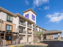 Sleep Inn & Suites Page at Lake Powell, hotel v destinaci Page