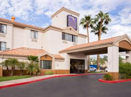 Sleep Inn Phoenix Sky Harbor Airport, hotel near Phoenix Sky Harbor International Airport - PHX, Phoenix