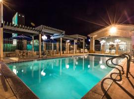 Quality Inn Near China Lake Naval Station, hotel in Ridgecrest