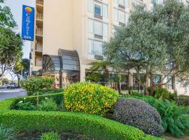 Comfort Inn By the Bay Hotel San Francisco, hotel in Marina District, San Francisco