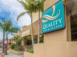 Quality Inn & Suites Hermosa Beach, hotel in Hermosa Beach