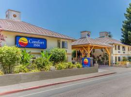 Comfort Inn Santa Cruz, hotel in Santa Cruz