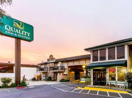 Quality Inn & Suites Santa Clara, hotel in Santa Clara