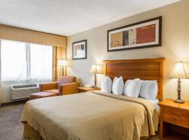 Quality Inn On Historic Route 66, hotel in Barstow