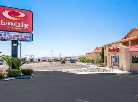 Econo Lodge Inn & Suites near China Lake Naval Station, hotel in Ridgecrest