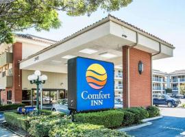 Comfort Inn Near Pasadena Civic Auditorium, hotel near California Institute of Technology, Pasadena