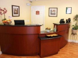 Quality Inn & Suites Santa Cruz Mountains Ben Lomond, hotel near Zip Line, Ben Lomond
