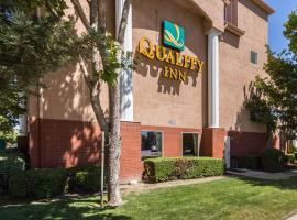 Quality Inn San Jose Airport - Silicon Valley, hotel in San Jose