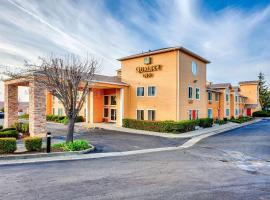 Quality Inn near Six Flags Discovery Kingdom-Napa Valley, hotel in Vallejo