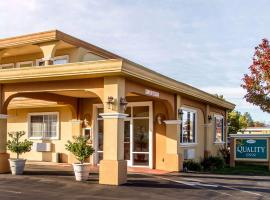 Quality Inn Ukiah, hotel in Ukiah
