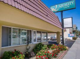 Quality Inn Santa Cruz, hotel in Santa Cruz