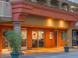 Quality Inn Sacramento, motel in Sacramento