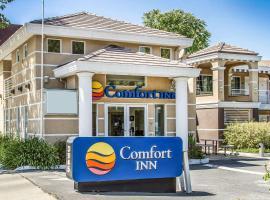 Comfort Inn Palo Alto, hotel in Palo Alto