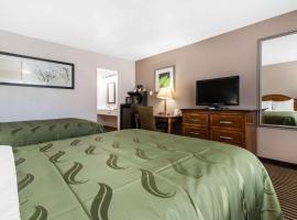Quality Inn Eureka - Redwoods Area, hotel in Eureka