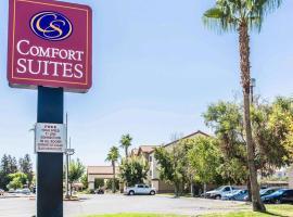 Comfort Suites Bakersfield, budget hotel in Bakersfield