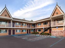 Quality Inn Eureka - Redwoods Area, hotel v destinaci Eureka