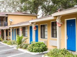 Rodeway Inn Monterey, motel in Monterey