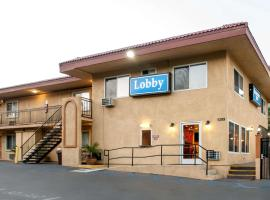 Rodeway Inn San Diego Mission Valley/SDSU, hotel in San Diego