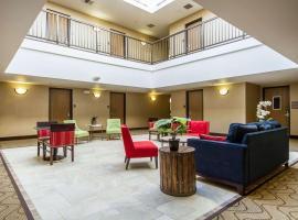 Comfort Inn & Suites San Francisco Airport West, hotel dicht bij: Internationale luchthaven San Francisco - SFO, San Bruno